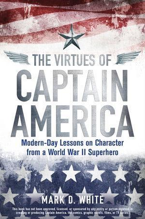 The Virtues of Captain America als eBook epub