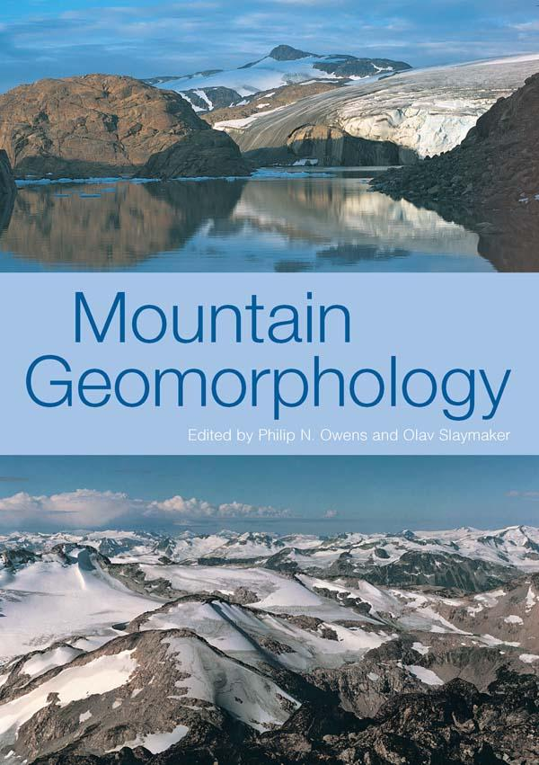 MOUNTAIN GEOMORPHOLOGY als eBook epub