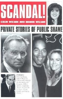 Scandal!: Private Stories of Public Shame als Buch