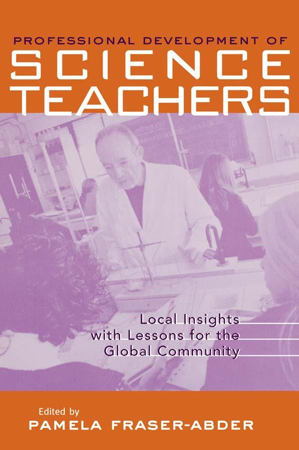 Professional Development in Science Teacher Education als eBook pdf