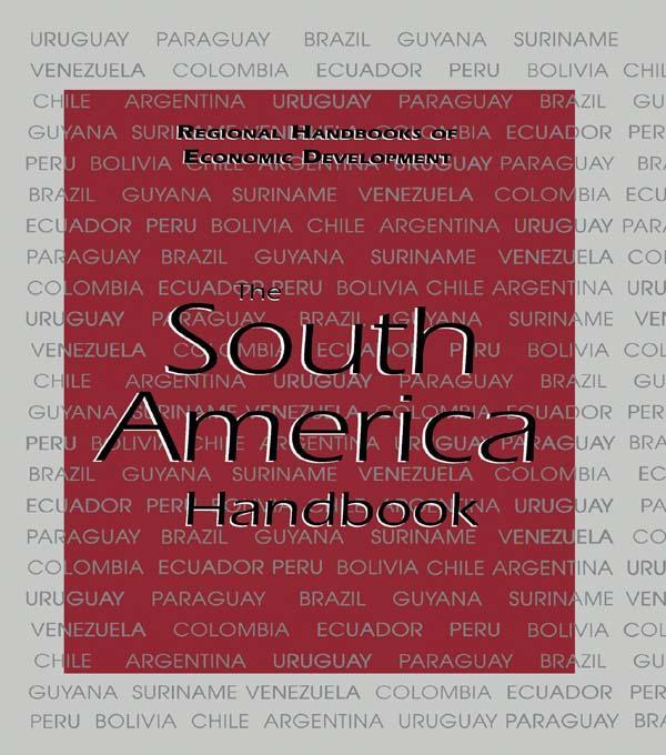 The South America Handbook als eBook pdf