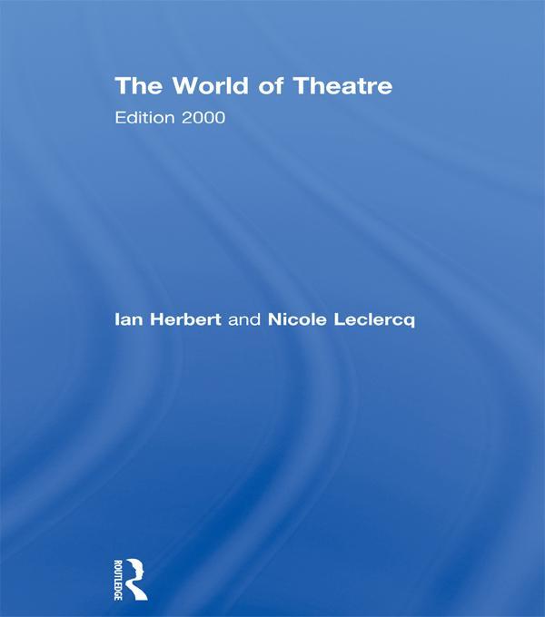 The World of Theatre als eBook pdf