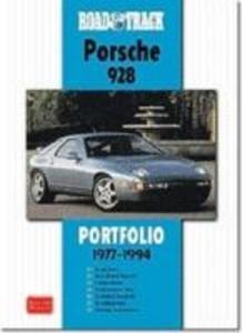 """""""Road and Track"""" Porsche 928 Portfolio 1977-1994 als Taschenbuch"""