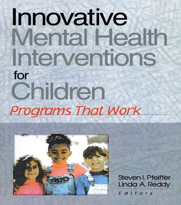 Innovative Mental Health Interventions for Chil...