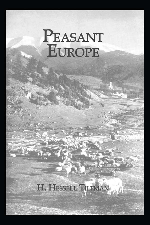 Peasant Europe als eBook epub