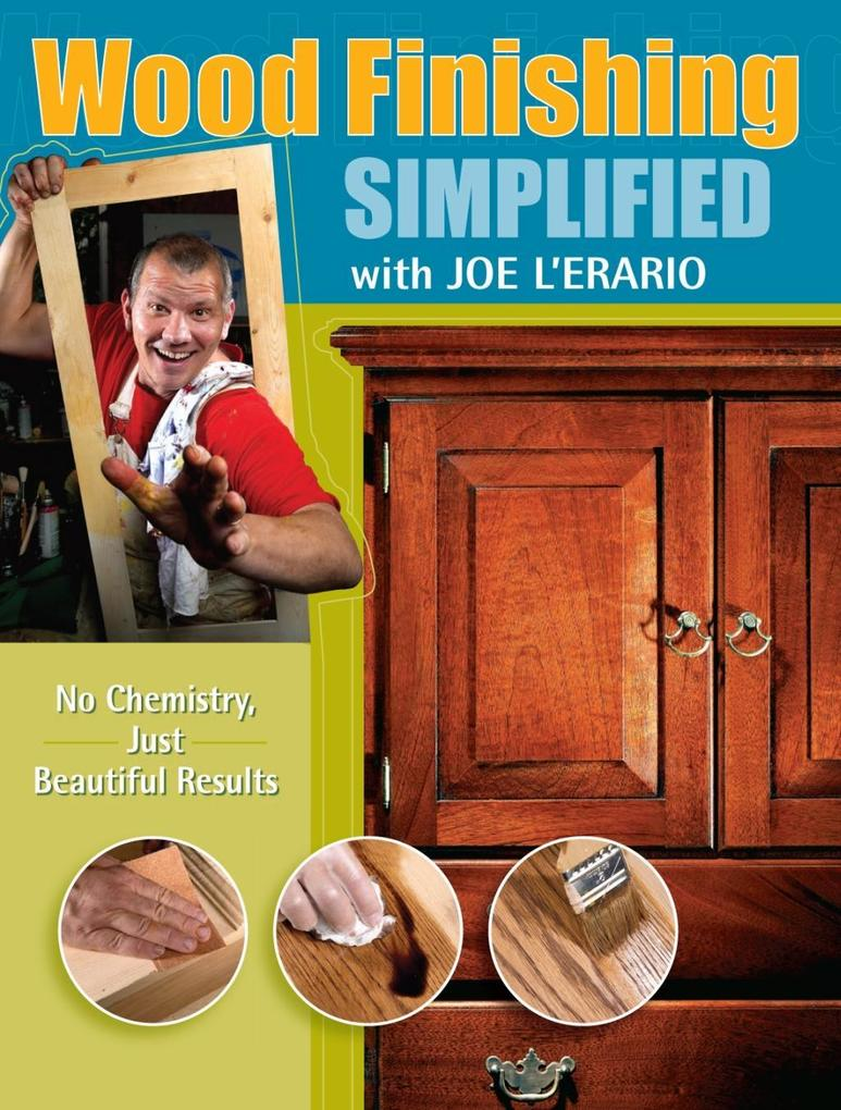 Wood Finishing Simplified als eBook epub