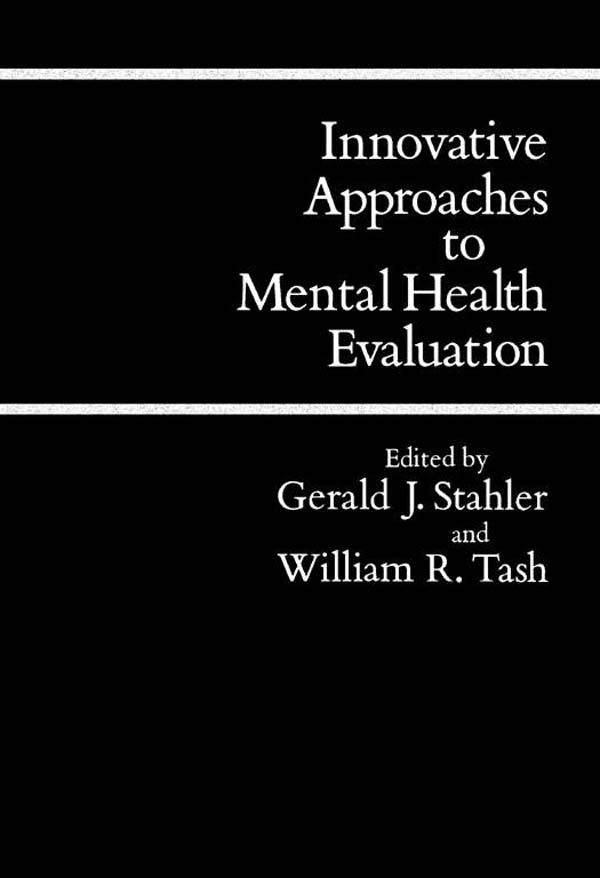 Innovative Approaches to Mental Health Evaluati...