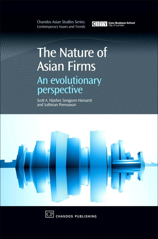 Nature of Asian Firms als eBook Download von Sc...