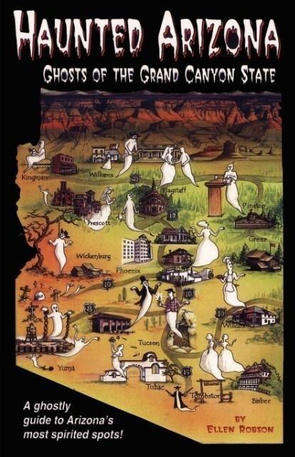 Haunted Arizona als Taschenbuch