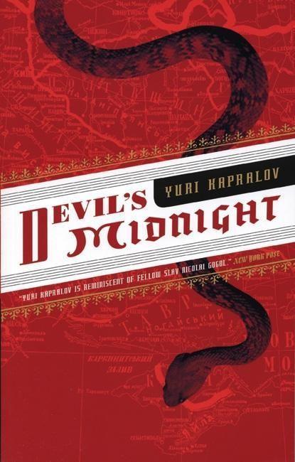 Devil's Midnight als Buch