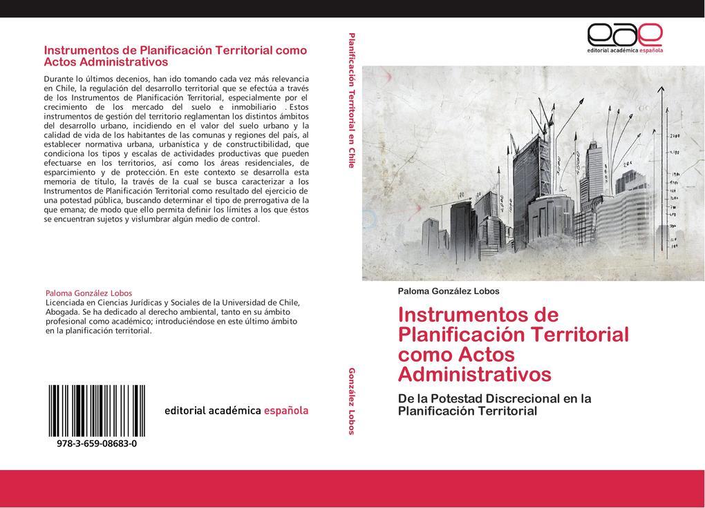 Instrumentos de Planificación Territorial como Actos Administrativos als Buch (gebunden)