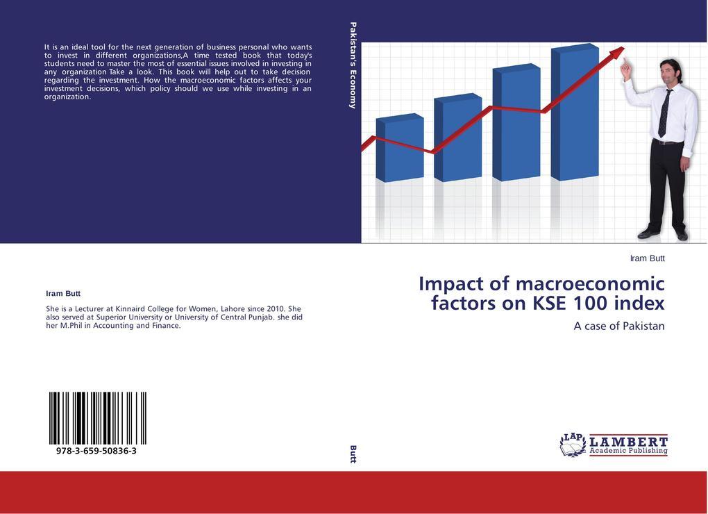 Impact of macroeconomic factors on KSE 100 index als Buch (gebunden)