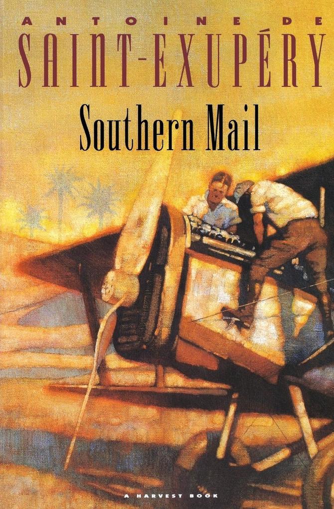 Southern Mail als Taschenbuch