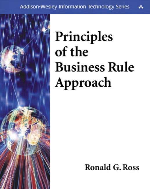 Principles of the Business Rule Approach als Buch