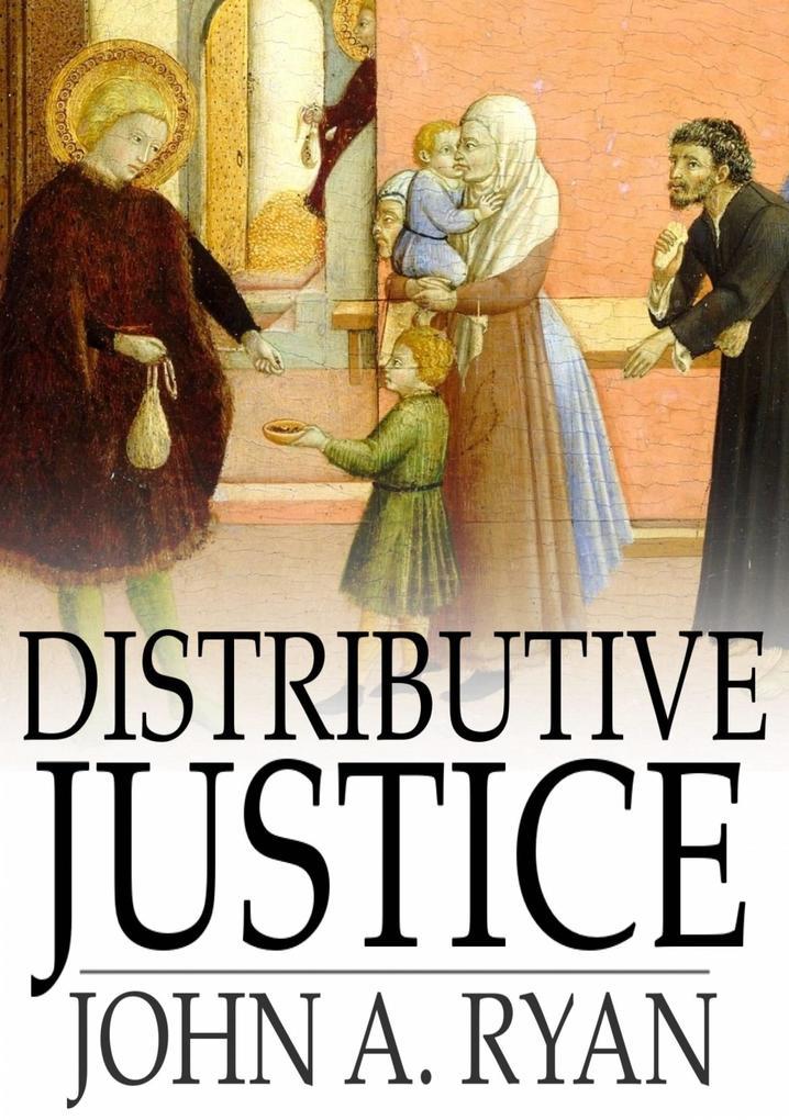 Distributive Justice als eBook epub