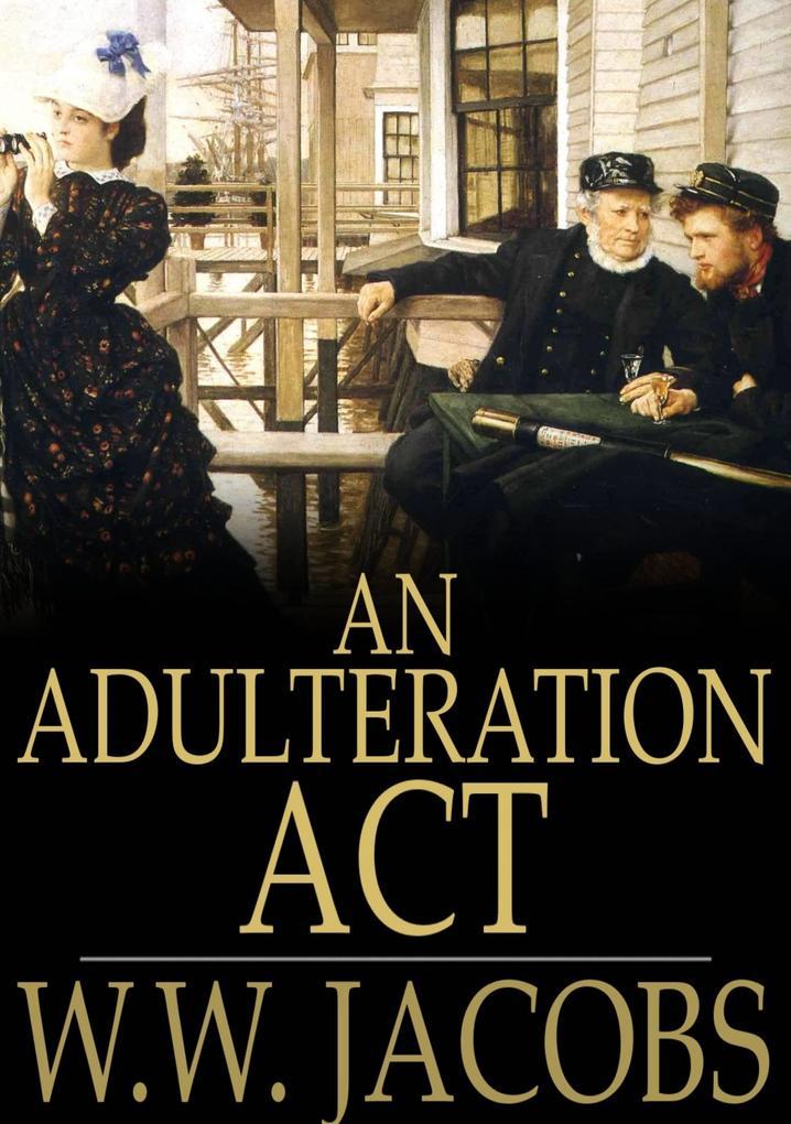 Adulteration Act als eBook epub