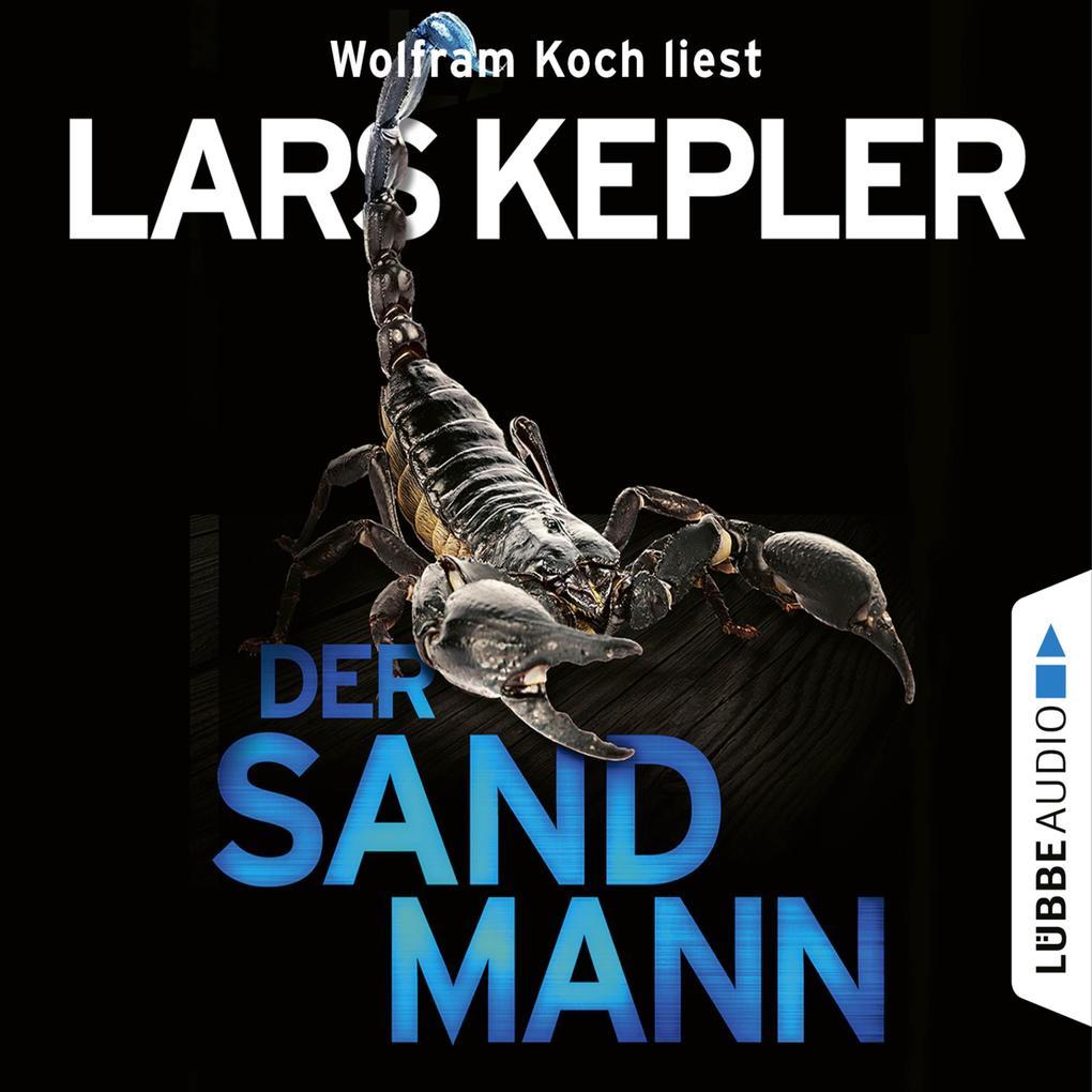 Der Sandmann als Hörbuch Download