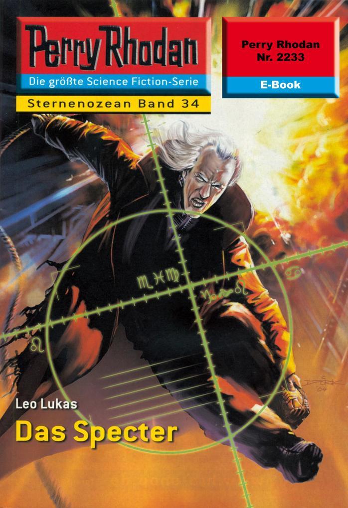 Perry Rhodan 2233: Das Specter als eBook epub