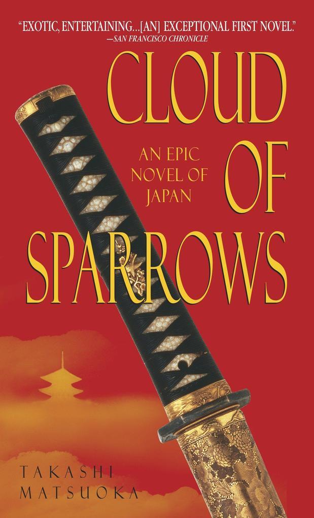 Cloud of Sparrows als Taschenbuch