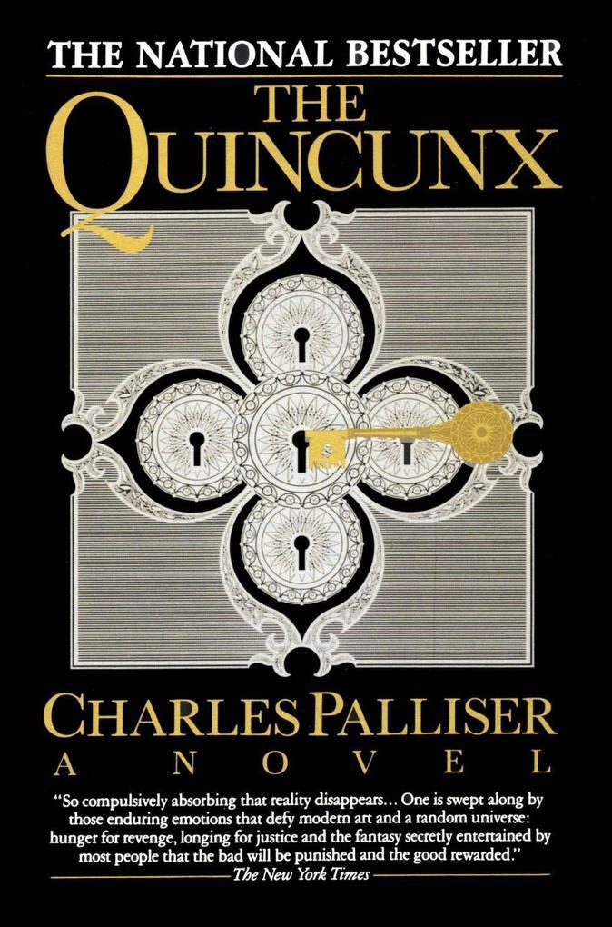 The Quincunx als eBook epub