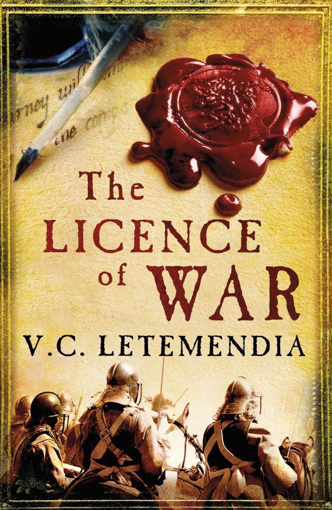 The Licence of War als eBook epub