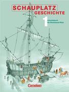 Schauplatz Geschichte 1. Schülerbuch. Rheinland-Pfalz