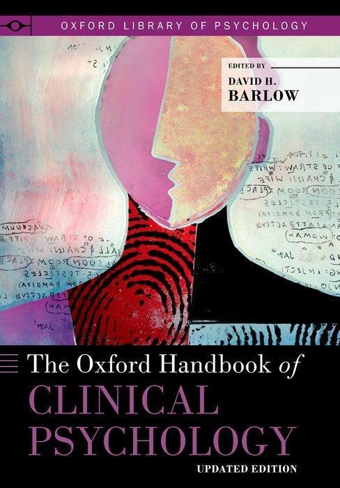 The Oxford Handbook of Clinical Psychology als Taschenbuch