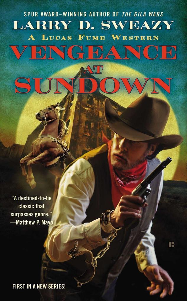 Vengeance at Sundown als Taschenbuch