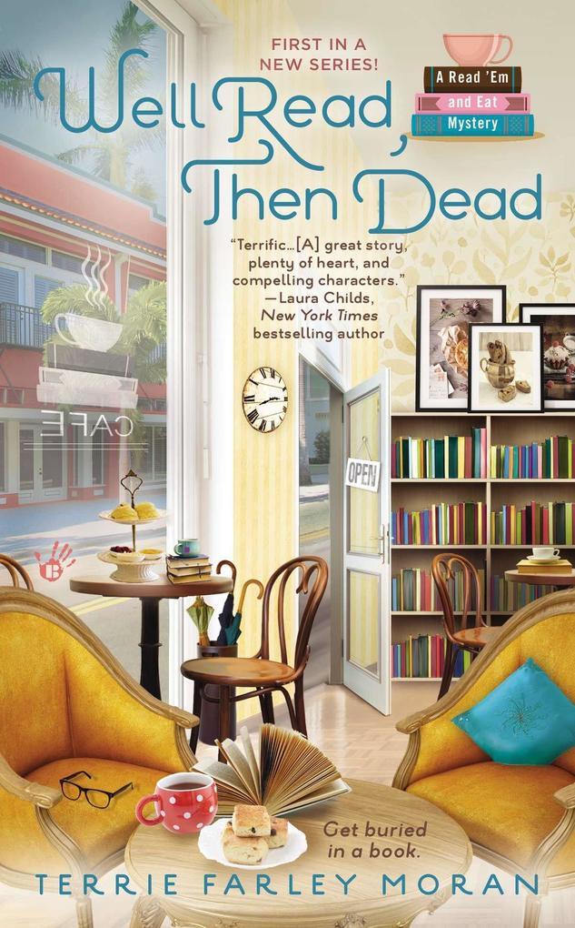 Well Read, Then Dead als Taschenbuch