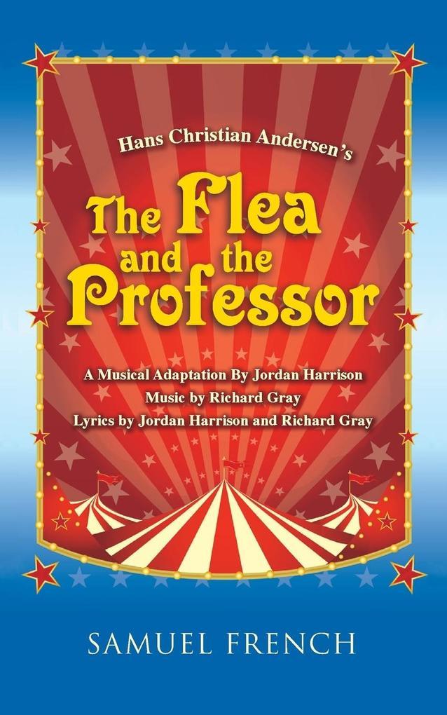 Hans Christian Andersen's the Flea and the Professor als Taschenbuch