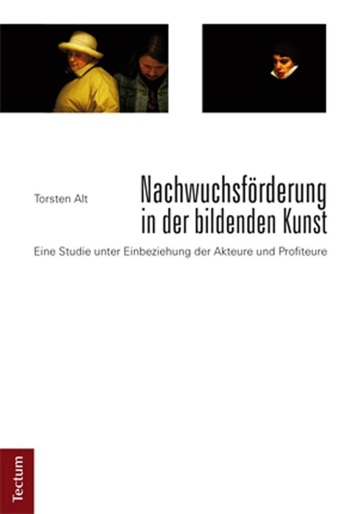 Nachwuchsförderung in der bildenden Kunst als eBook pdf