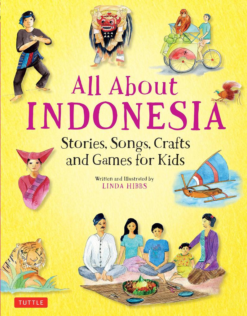 All About Indonesia als eBook epub