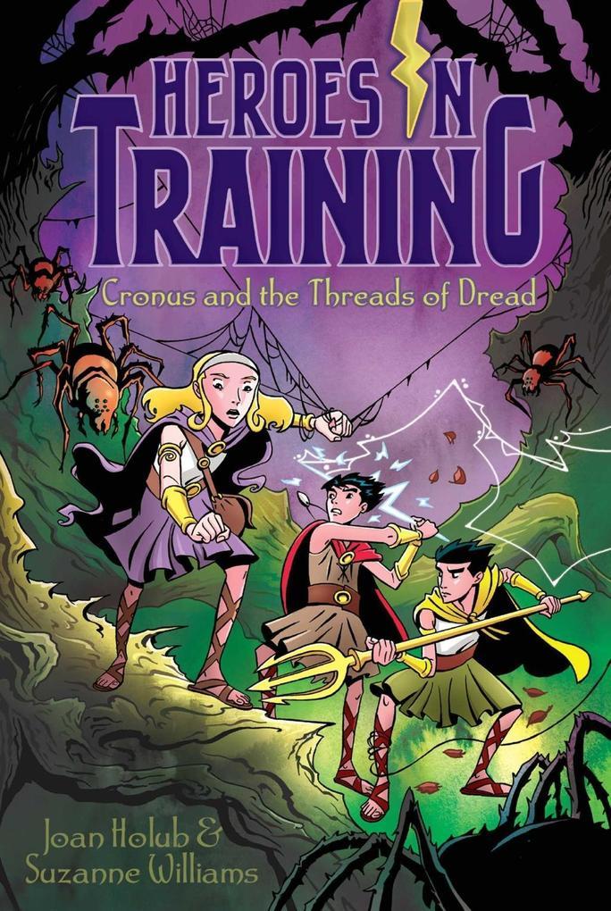 Cronus and the Threads of Dread als eBook epub