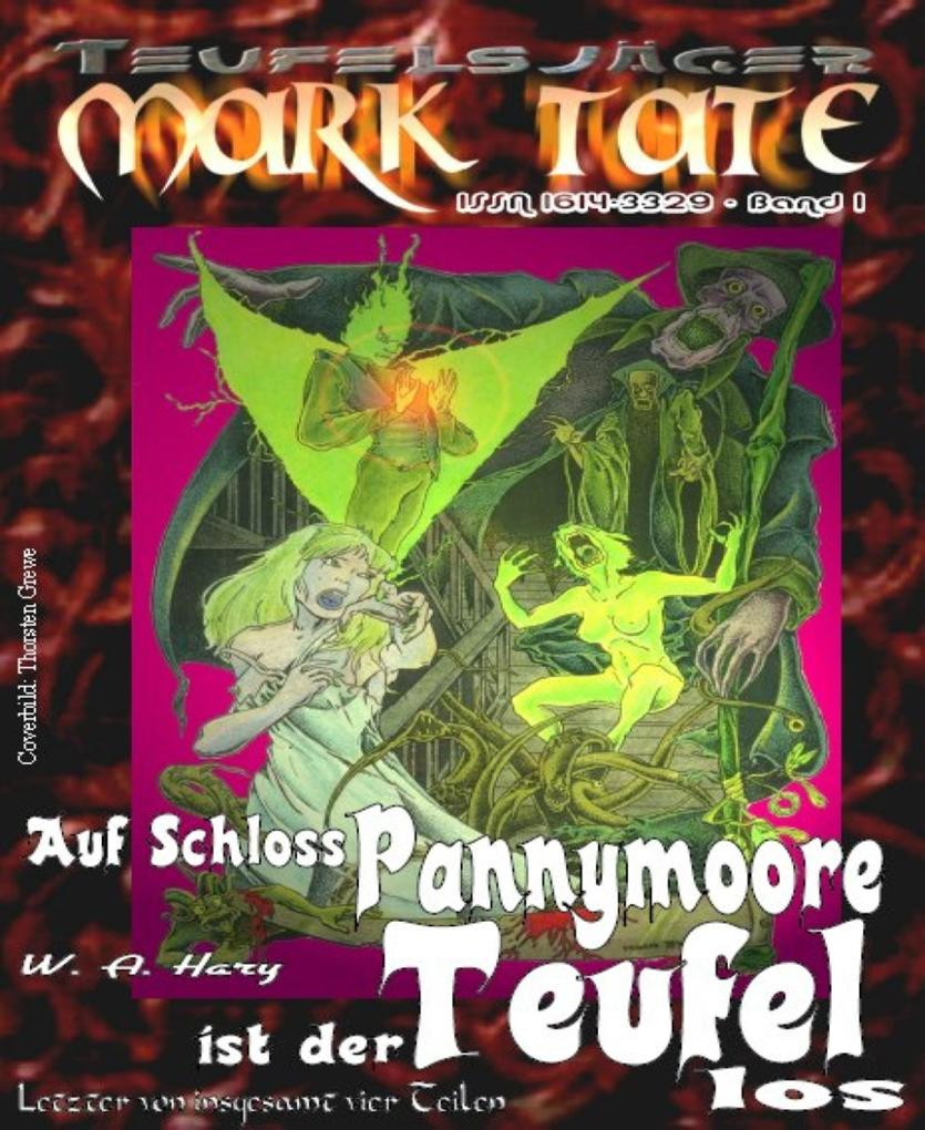 TEUFELSJÄGER 001: Auf Schloss Pannymoore ist der Teufel los 4 als eBook epub