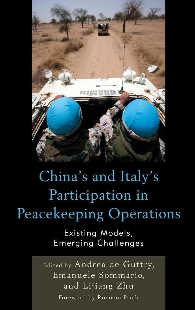 China's and Italy's Participation in Peacekeeping Operations als Buch (gebunden)