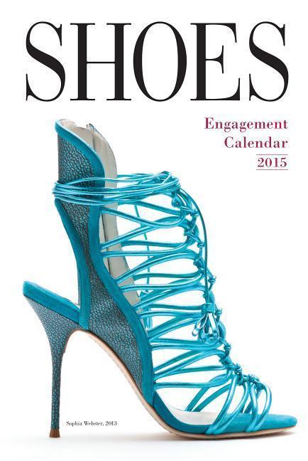 Shoes Engagement Calendar als Kalender