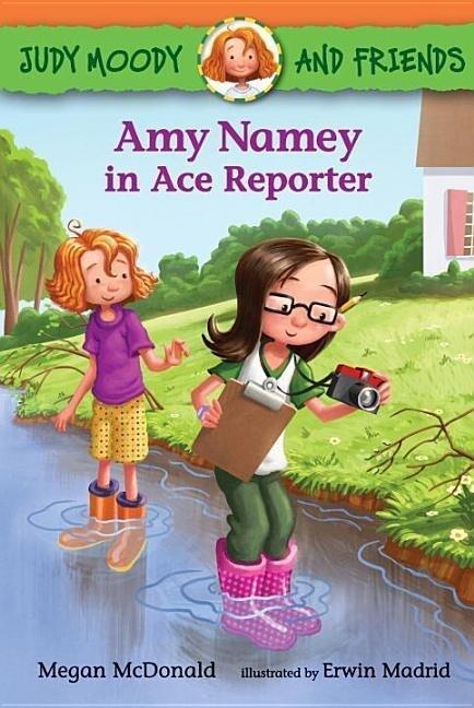 Amy Namey in Ace Reporter als Buch (gebunden)