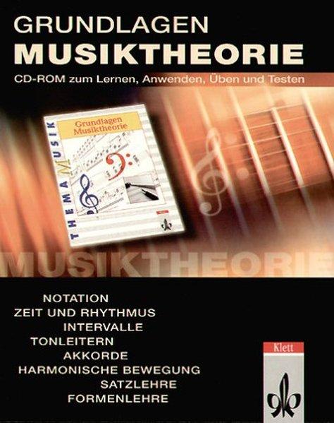 Thema Musik. Grundlagen Musiktheorie. CD-ROM fü...