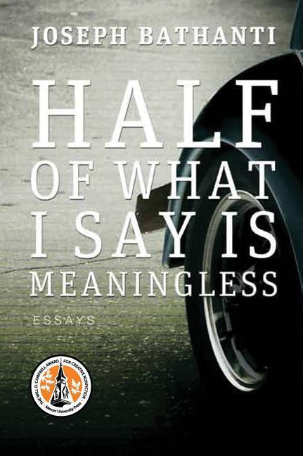 Half of What I Say Is Meaningless als Buch (gebunden)