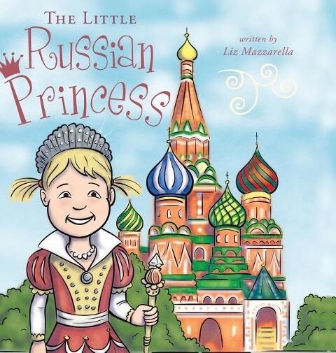 The Little Russian Princess als Buch (gebunden)