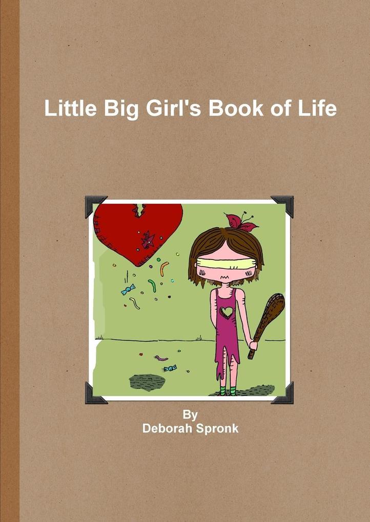 Little Big Girl's Book of Life als Taschenbuch