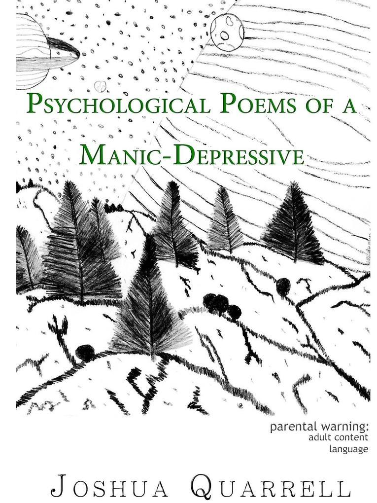 Psychological Poems of A Manic-Depressive als Taschenbuch