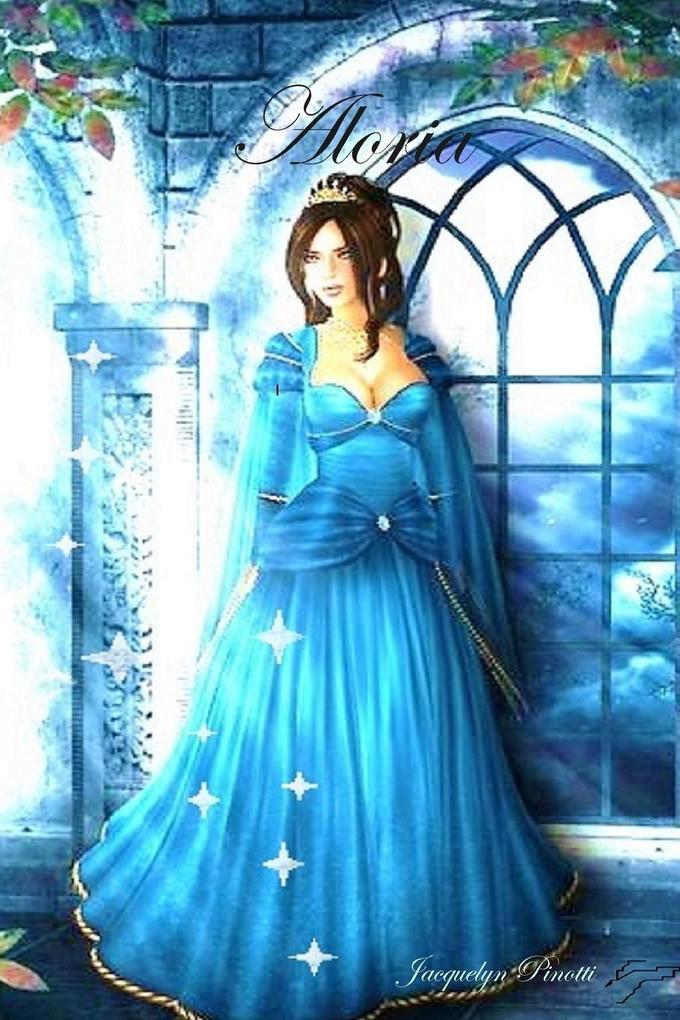 Aloria a Princess and a God als Taschenbuch