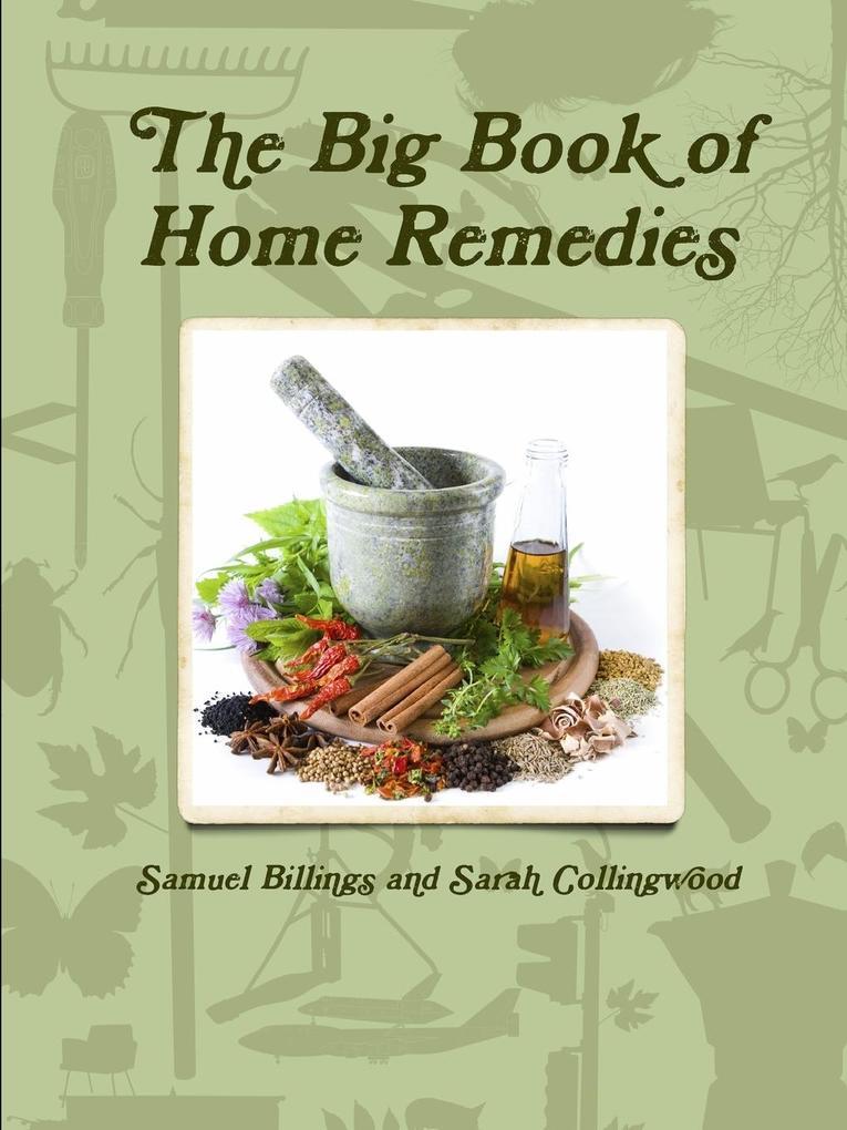 The Big Book of Home Remedies als Taschenbuch