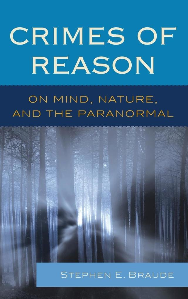 Crimes of Reason als Buch (gebunden)