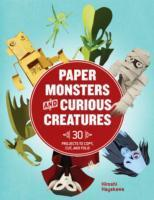 Paper Monsters and Curious Creatures als Taschenbuch