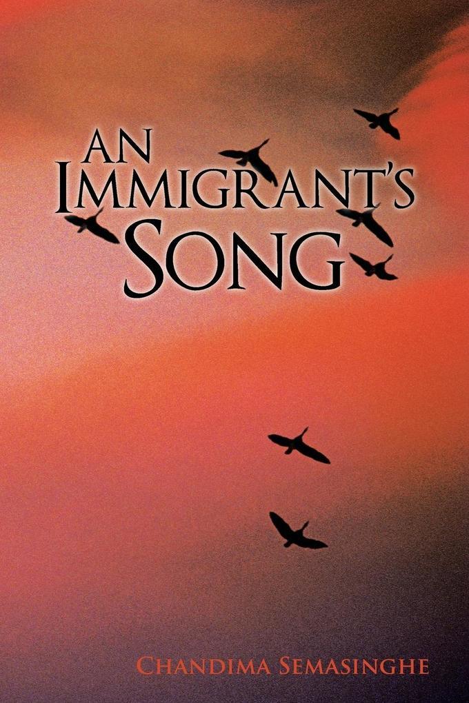 An Immigrants Song als Taschenbuch
