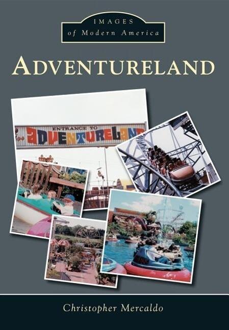 Adventureland als Taschenbuch