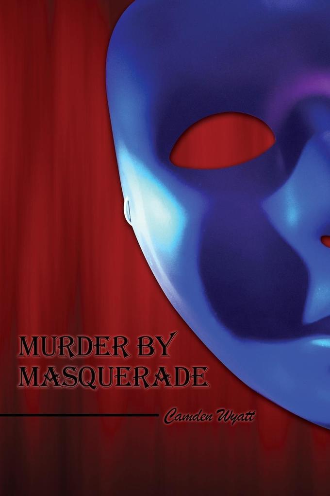 Murder by Masquerade als Taschenbuch