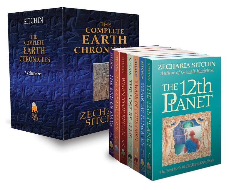 The Complete Earth Chronicles als Buch (gebunden)